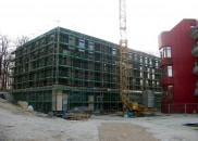 Universität Ulm Neubau Klinik für Psychosomatik